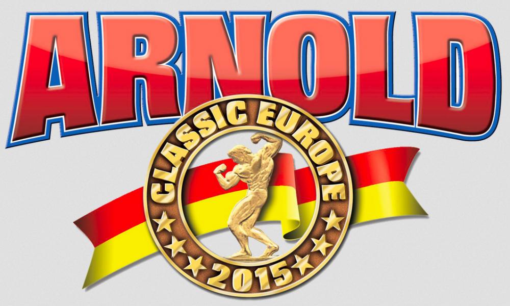 logo arnold classic europe madrid