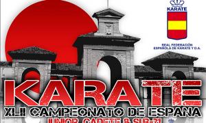 Campeonato españa karate albacete