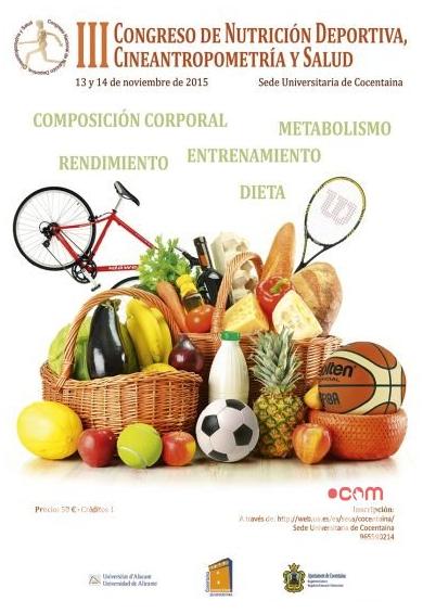 III Congreso Universidad Alicante poster