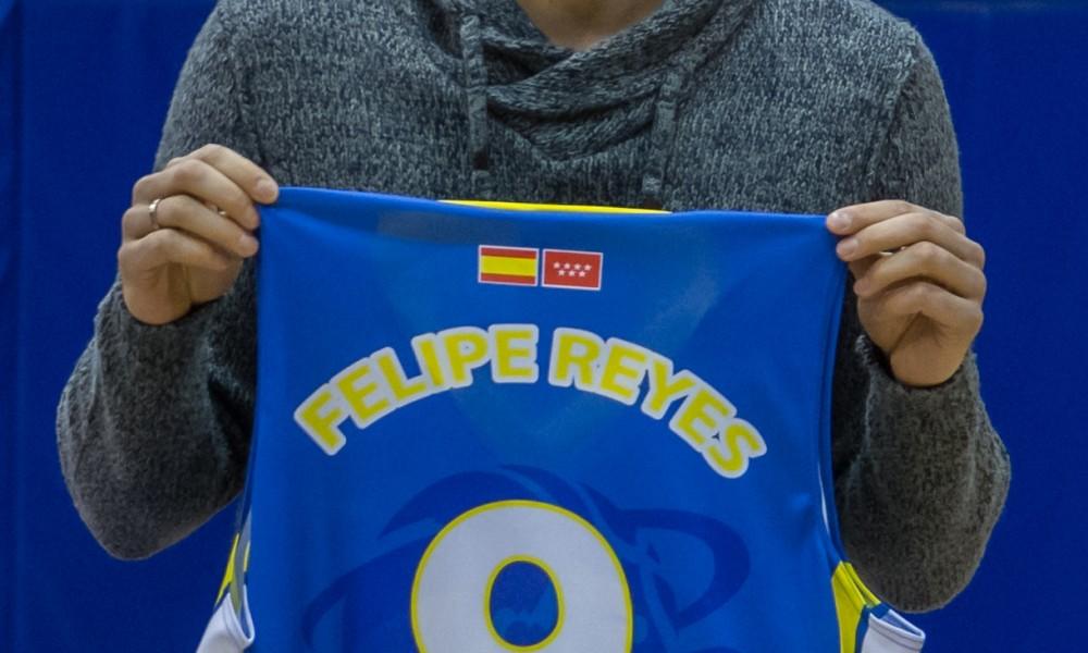 Felipe Reyes Getafe