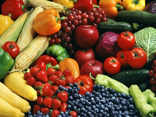 ¡Alimentación saludable en 9 pasos!