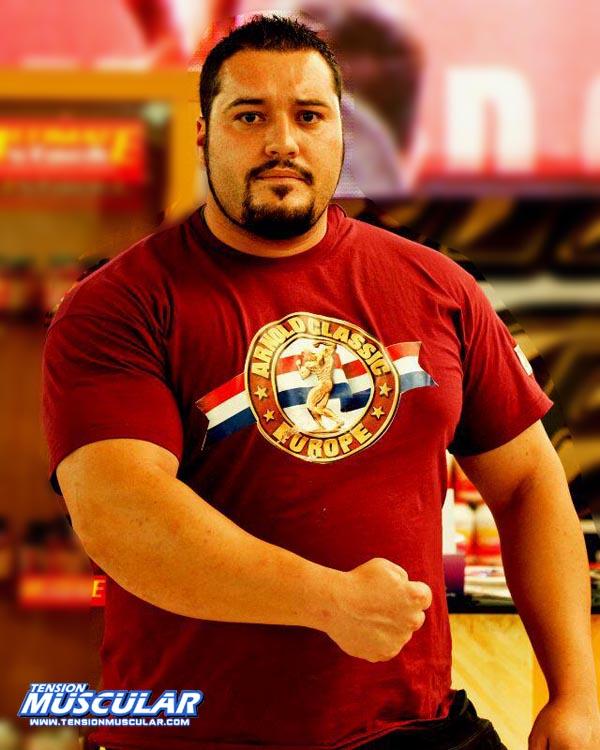 ¿Cómo es un StrongMan?, entrevista al atleta internacional Sergio Fernández